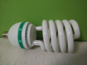 45W Mixed Powder 6000h Spiral Energy Saving Lamp CFL pictures & photos