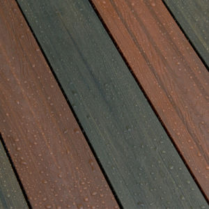 Waterproof Outdoor WPC Co-Extrusion Composite Decking pictures & photos