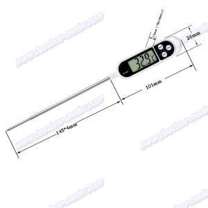Pen-Type Food Thermometer, Digital Thermometer (KT300) pictures & photos
