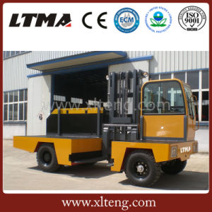 Ltma Diesel Forklift Truck 8t Side Forklift Truck pictures & photos