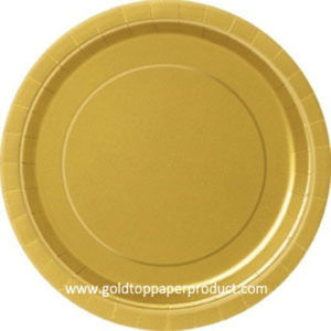 OEM Disposable Paper Plates Party Tableware pictures & photos