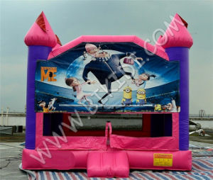 Heavy Duty Vinyl Inflatable Adult Bounce House Jumping Castle pictures & photos