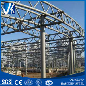 High Quality Low Cost Steel Frame Construction pictures & photos