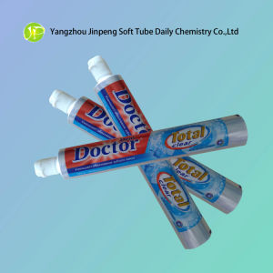 Aluminium&Plastic Packaging Tube for Toothpaste pictures & photos