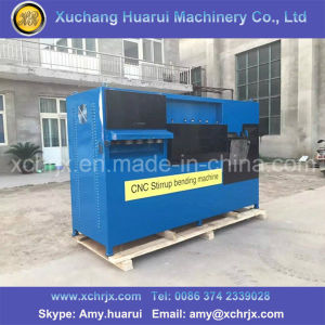 Automatic CNC Bending Hoop Machine/Steel Round Bar Bending Machine pictures & photos