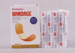 Skin Elastic Fabric Bandage for Small Wound pictures & photos