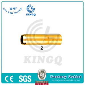 Kingq Tweco CO2 Soldadura Wire of Welding Gun for Sale pictures & photos