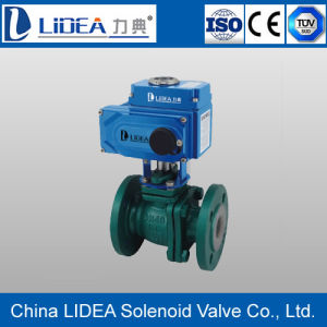 High Quality Electric Flange Type Valve with High Performance