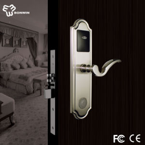 Wireless Online Smart Card Lock Bw803sc-a pictures & photos