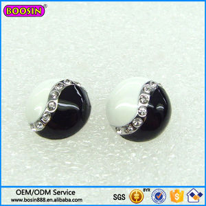 Factory Price Jewelry Fancy Earring, Attractive Press Stud Earrings#223552 pictures & photos