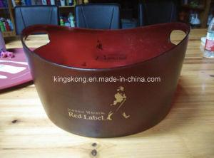 Plastic 10L Big Ice Bucket pictures & photos