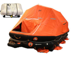 Hyz Type Self-Righting Inflatable Life Rafts pictures & photos