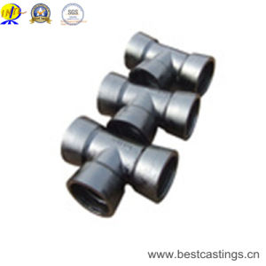 OEM Custom Ductile Cast Iron Exhaust Manifold pictures & photos