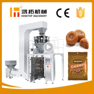 Automatic Candy Pouch Packing Machinery pictures & photos