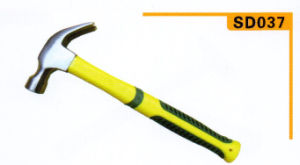 China Claw Hammer with Plastico-Coating Handle pictures & photos