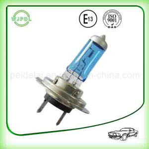 Focusing Longlife 24V Clear Quartz H7 Auto Halogen Bulbs pictures & photos
