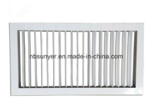 Rectangle Air Grille/Conditioner Can Control Wind Direction