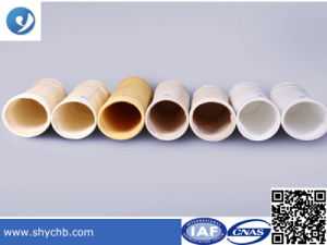 High Performance Polyester/Nomex/Acrylic/PPS Filter Bag for Dust Collection From Anhui Yuanchen pictures & photos