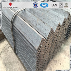 Q235 Hot Rolled Carbon Steel Angle Bar in Stock pictures & photos