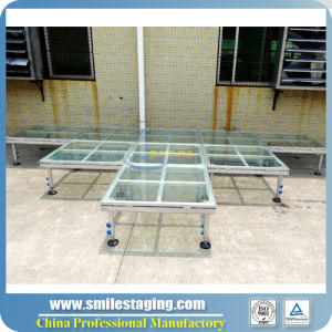 Movable Beyond Stage with Plywood Stage Platform for Concert Stage pictures & photos