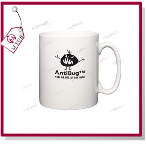 10oz Blank Ceramic Sublimation Durham Mug with Custom Logo Printing pictures & photos