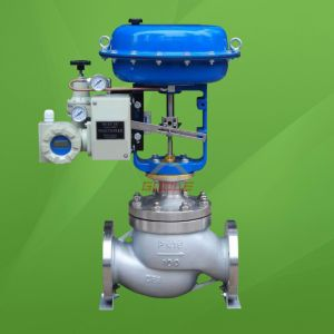 Pneumatic Diaphragm Control Valve Globe Type (GHTC) pictures & photos
