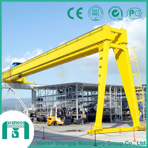 Bmh Type Semi Double Girder Gantry Crane pictures & photos