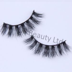 Lili Beauty 3D Mink Eyelashes Crossing Mink Lashes Hand Made Full Strip Eye Lashes More Than 40 Styles New Package Wholesale pictures & photos