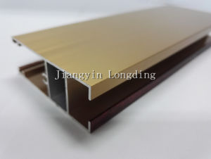 Aluminum Framing Material/ T-Slotted Extrusion pictures & photos