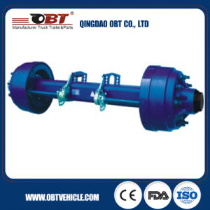 Semi Trailer Axles for Trucks pictures & photos
