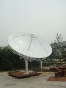 3.7 Meter Vsat Earth Station Satellite Communication Antenna pictures & photos