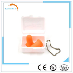 Cheap Flexible Noise Reduction PU Foam Earplugs pictures & photos