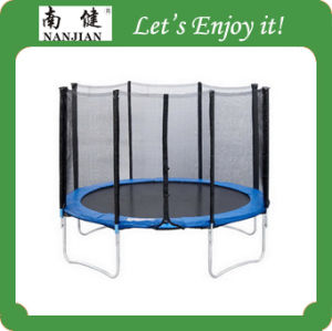 Kids Popular Outdoor Round Big Trampoline for Sale pictures & photos