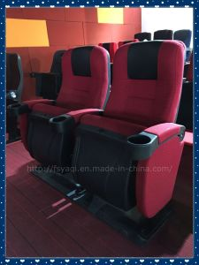 New Design Auditorium Theater Seating PP Cinema Chair (YA-016) pictures & photos