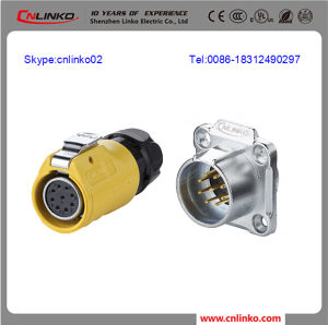 Connector Housing/12V Battery Connector/IP65 Connector for Signaling Devices pictures & photos