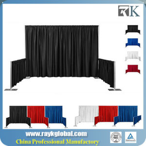 Photo Boothwedding Mandap Pipe and Drapepipe and Drape Backdrops for Wedding and Events pictures & photos