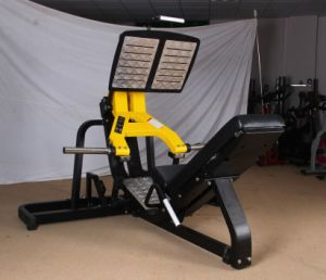 Fitness Leg Press/Gym Equipment/Hammer Strength/Gym Fitness/Gym Machine pictures & photos