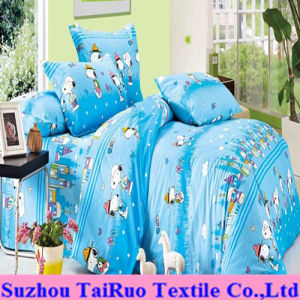 Children Bedsheet of Printed 100% Cotton Fabric pictures & photos
