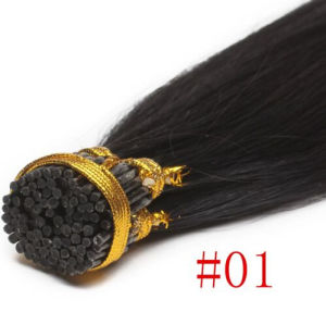 8A Grade Indian Remy I Tip Hair Extensions pictures & photos