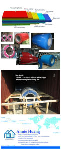PPGI Color Coated Steel Coil pictures & photos
