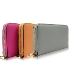 Latest Design Ladies Leather Wallets for Womes Spring Collections pictures & photos