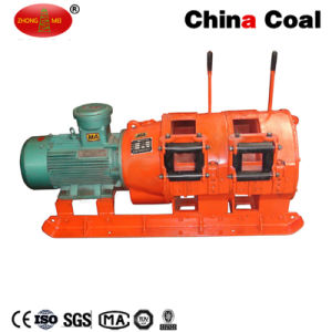 2jpb-30 Double Drum Horizontal Electric Mining Scraper Winch for Pulling pictures & photos