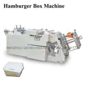 Easy Operate Cake Tray Forming Machine (QH-9905)