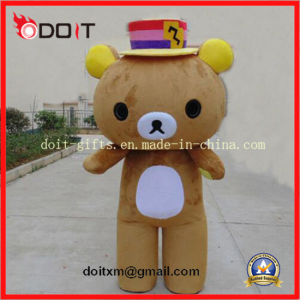 Cartoon Adult Teddy Bear Sport Mascot Costume pictures & photos