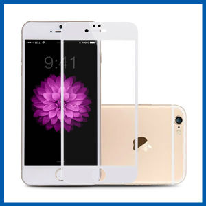Anti-Scratch Tempered Glass Full Screen Protector for iPhone 6 6s pictures & photos