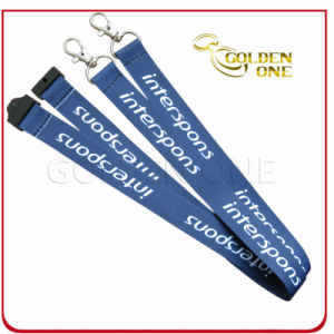 Personalised Double Side Printed Polyester Lanyard for Gifts pictures & photos