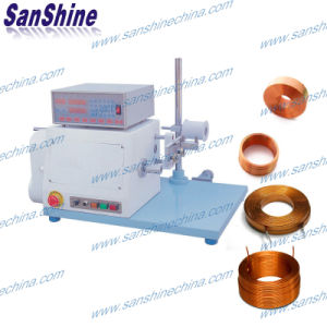 Single Spindle Automatic High Torsion Thick Wire Coil Winding Machine (SS851) pictures & photos