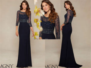 Ladies Sexy Slim Evening Dress Fashion Party Dress pictures & photos