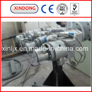 16-32mm PVC Four Pipe Extrusion Line pictures & photos