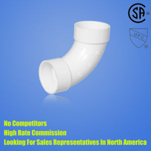 Dbr Pipe Fitting with High Quality / 1.5 Inch 1/4 Bend